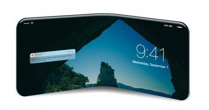 گوشی آیفون قابل انعطاف اپل چه زمانی به بازار عرضه میشود؟