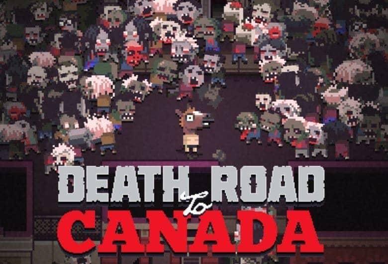 بازی ترسناک Death Road to Canada