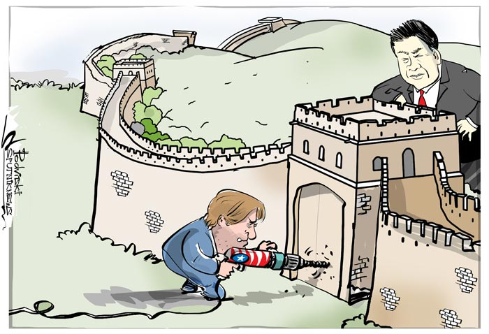 جنگ ارزی آمریکا