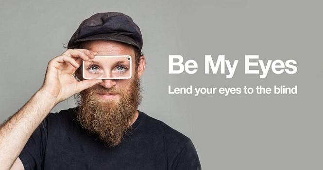 اپلیکیشن Be My Eyes ؛ چشمانت را به یک نابینا قرض بده!
