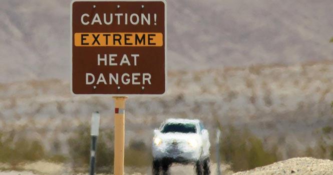 گرم ترین شهرهای دنیا ؛ ده رکورد تاریخی از داغ ترین تابستان های جهان