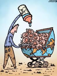 کاهش منابع آبی کشور