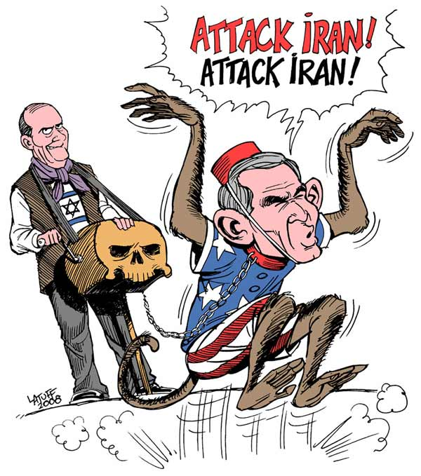 اسرائیل و آمریکا