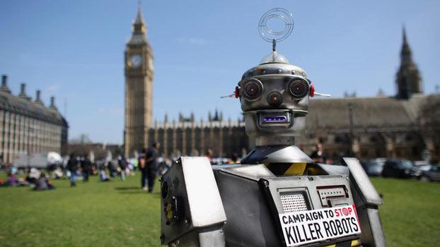محققان معاهدهای بر علیه رباتهای قاتل به امضا رساندند