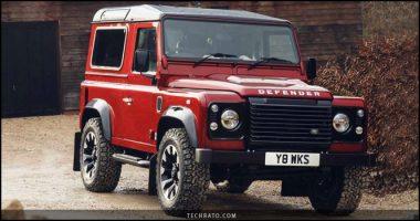 معرفی نسل جدید لندروور دیفندر 2020 (Land Rover Defender)