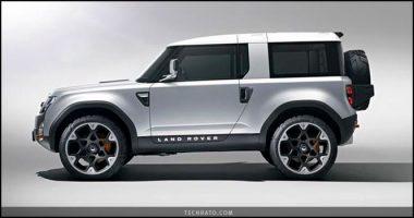 معرفی نسل جدید لندروور دیفندر (Land Rover Defender) در سال 2020 میلادی