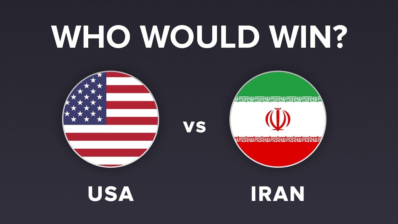 جنگ ایران و امریکا