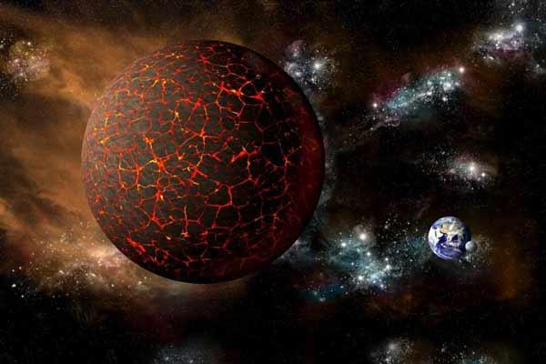 سیاره نییبرو زمین را نابود میکند
