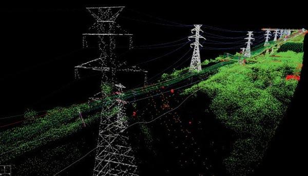 سامانههای رادار فوتونی قادر به دیدن چیزی شبیه به این خواهند بود