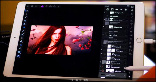 فوتوشاپ آیپد (Photoshop iPad) در سال 2019 در اختیار کاربران اپل قرار میگیرد