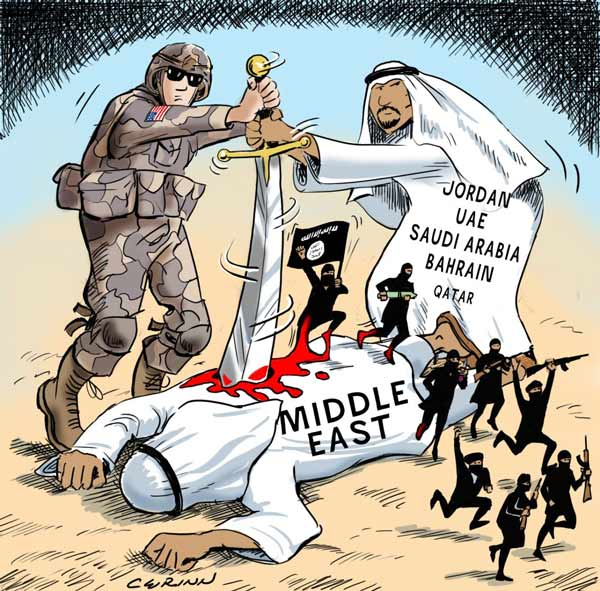 داعش و سعودی