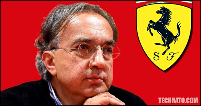 مروری بر زندگی سرجیو مارکیونه (Sergio Marchionne) مدیرعامل فقید فیات کرایسلر