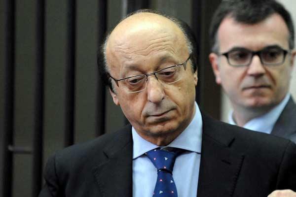 گفته میشود که در کالچوپولی، مدیر یوونتوس لوچیانو موجی در تماس با مدیران فوتبال ایتالیا، در انتخاب داوران دخالت میکرده است