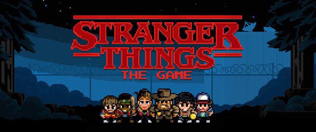بازی رایگان Stranger Things: The Game برای موبایل