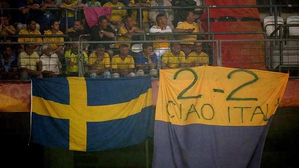 توطئه سوئد و دانمارک در جام ملتهای ۲۰۰۴
