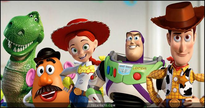 داستان اسباب بازی / یکی از بهترین انیمیشن های 2019 در اسکار، گلدن گلوب و بفتا