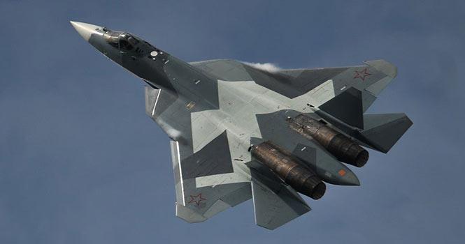 جنگنده پنهانکار سوخو-57 به هوش مصنوعی مجهز خواهد بود