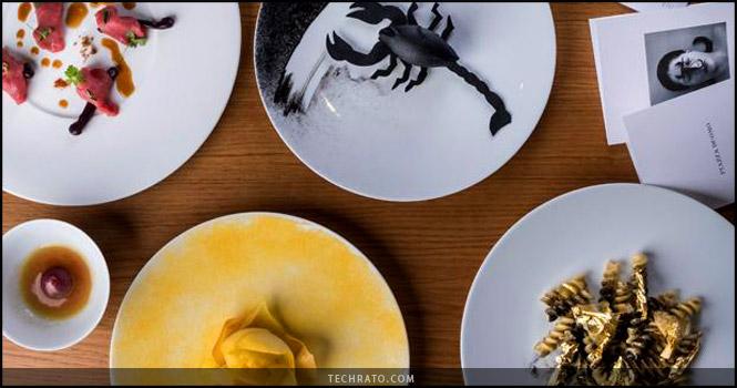 بهترین رستوران های 2018 ؛ پذیرایی لوکس با امکانات لاکچری