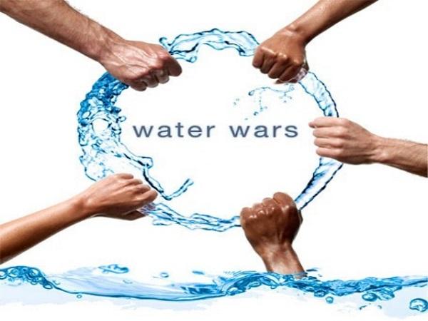 جنگ آب