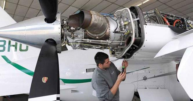 ایران در زمینه تعمیر و نگهداری هواپیما خوداتکا شده است