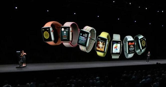 عرضه اپل واچ ۴ در شش مدل مختلف؛ استفاده از سیستم عامل اختصاصی اپل