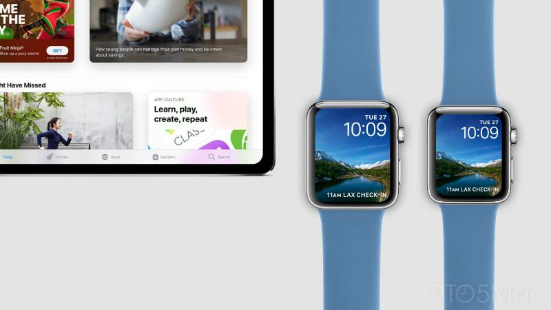 عرضه اپل واچ 4 در شش مدل مختلف