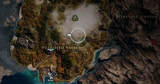 نقشه کامل بازی Assassin's Creed Odyssey را ببینید؛ جهانی بزرگ و ویژگیهایی جدید