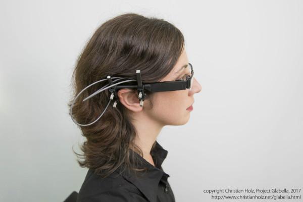 سنجش فشار خون با عینک