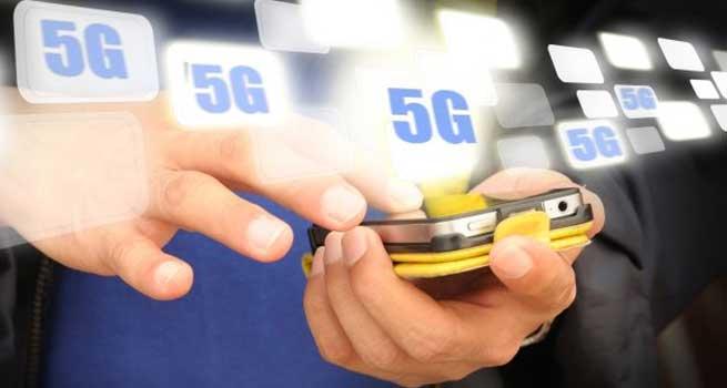 عرضهی اولین گوشی هوشمند نسل پنجم توسط ال جی و اسپرینت