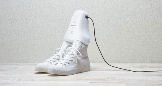 پاناسونیک دستگاهی برای رفع بوی بد کفش ساخته است