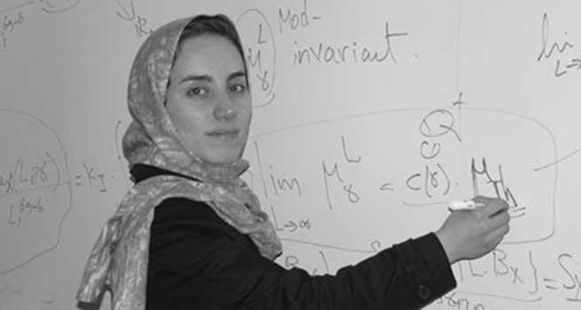 روز تولد مریم میرزاخانی به عنوان روز جهانی زن در ریاضیات انتخاب شد