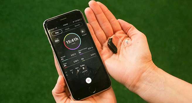 ارائهی یک قابلیت جدید برای اتصال موبایل به سمعک
