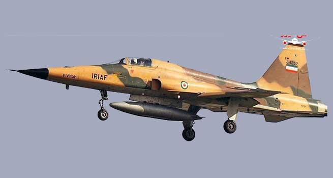 سقوط یک فروند اف ۵ در دزفول ؛ علت این سقوط چه بود؟