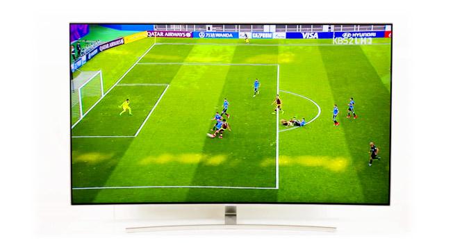 تلویزیونهای QLED سامسونگ در برابر پیکسل سوختگی (Burn-in) مقاوم هستند