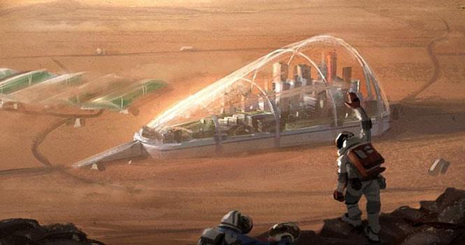 دانشمندان میگویند، استعمار مریخ غیرممکن است