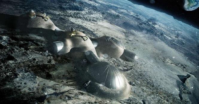 زندگی روی کره ماه ؛ پریدن، دویدن و چرخیدن روی ماه چگونه خواهد بود؟