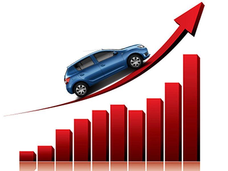 افزایش 17 درصدی قیمت خودرو