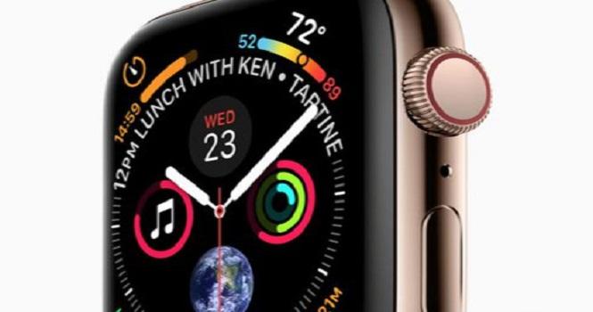 ساعت هوشمند جدید اپل واچ ۴ رسما معرفی شد