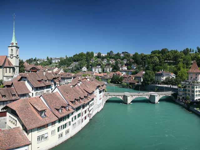 ۵. برن، سوئیس