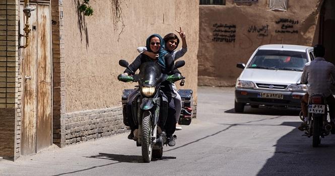برقی کردن موتورسیکلت در اصفهان به منظور کاهش آلودگی هوا