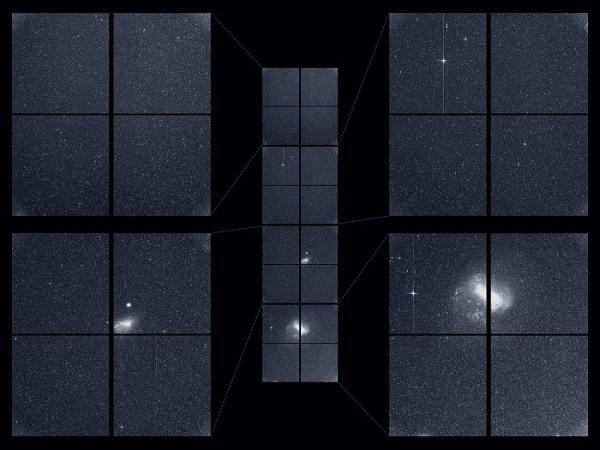 تلسکوپ فضایی تس