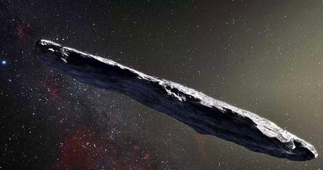 دنبالهدار امواموا (Oumuamua) از خارج از منظومه شمسی آمده است