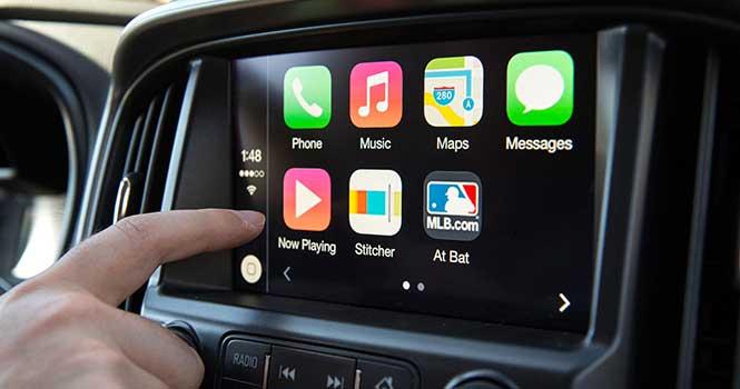 استفاده از سیستم عامل اندروید در خودروها ؛ کنترل موبایل هوشمند با نمایشگر خودرو