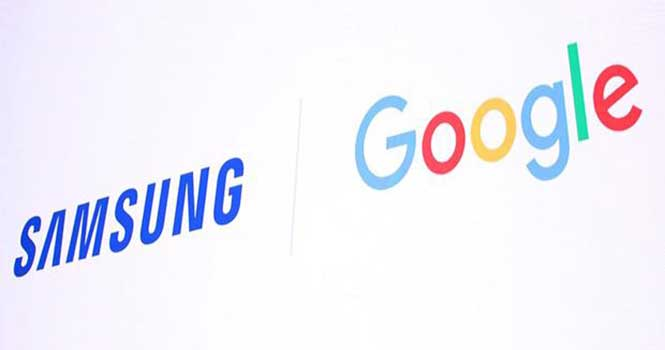 توسعه یک اپلیکیشن پیام رسان جدید توسط سامسونگ و گوگل