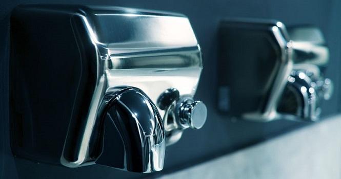دستخشککن ها از دستمالهای توالت آلایندگی بیشتری دارند