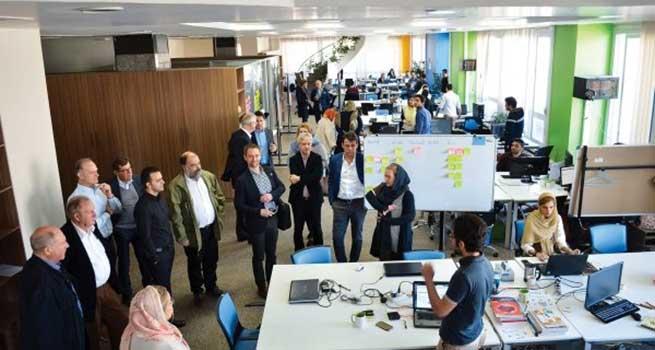 برگزاری مسابقات چالش نوآوری با هدف تعامل استارتاپها با جامعه علمی