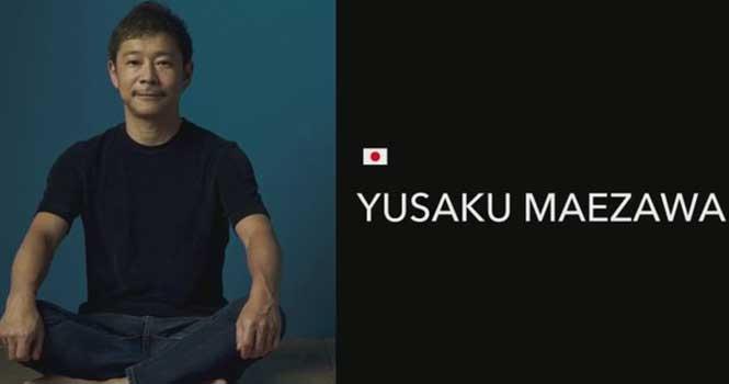 اولین شهروند ماه یک فرد ژاپنی خواهد بود
