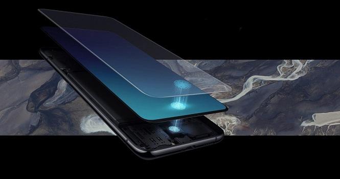 گلکسی P30 ؛ اولین گوشی سامسونگ با اسکنر اثر انگشت درون نمایشگر