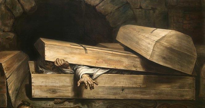 زنده به گور برای درمان ؛ دکتری که بیمارانش را زنده دفن میکرد