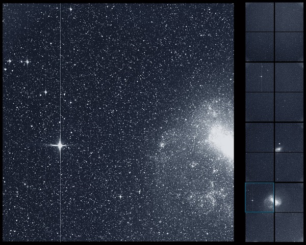 تلسکوپ تس